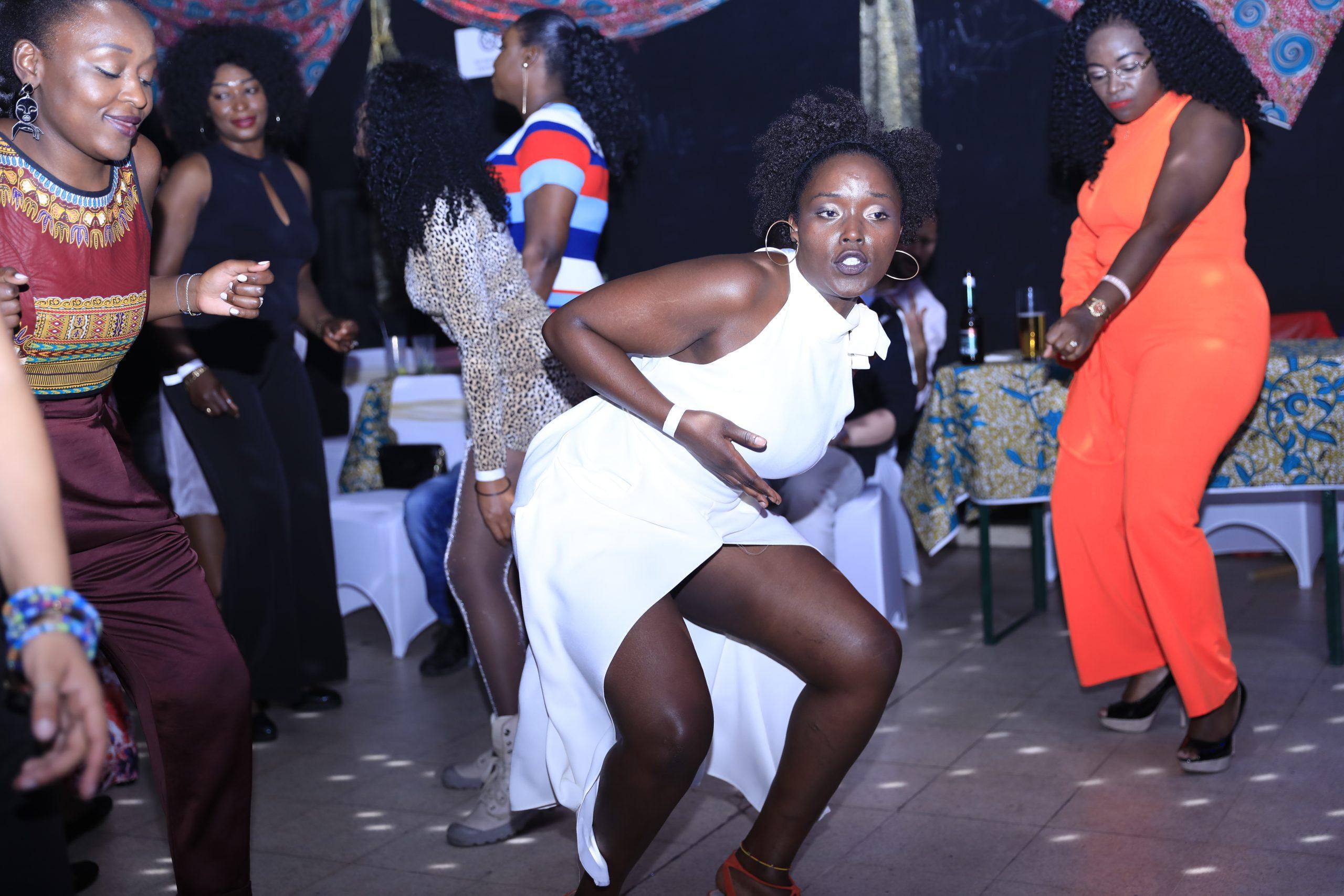 Afrikanischer Sommerball 2019